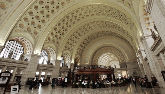 Amtrak hires Arup to modernise Union Station in Washington DC