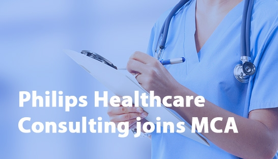 Consulting business unit of Philips joins MCA as a member