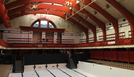 Arup provides support to Glasgow Govanhill Baths' restoration