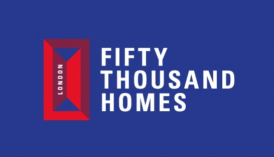 Consulting firms supporting Fifty Thousand Homes campaign