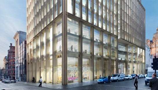 Arup moves into larger Glasgow office at West Regent Street