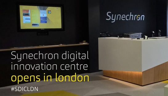 Synechron opens digital innovation centre in london 2nd for Innovation consultancy london