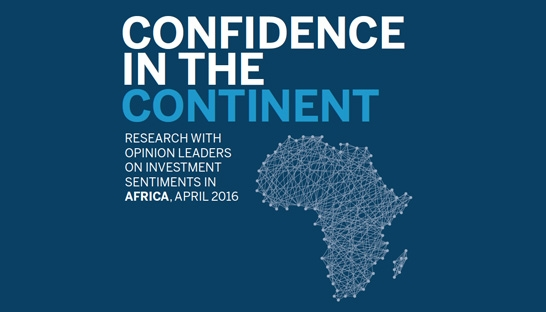Confidence in the African economy remains positive, finds FTI
