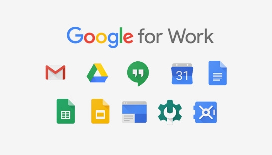 GeeFirm supports More with Zoho ERP and Google for Work transition