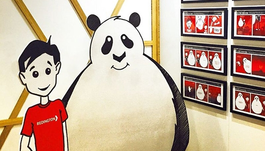 Redington launches Will Power & Pensions Panda