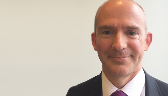 AECOM appoints Adrian Rees as Director Asset Management