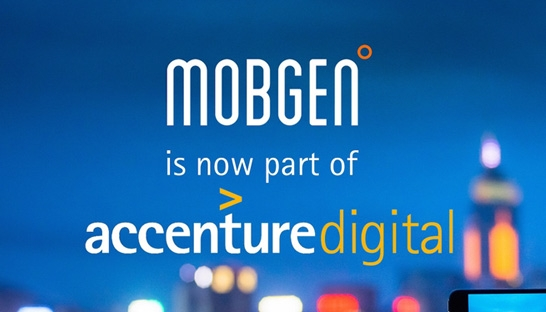 Accenture Digital buys mobile agency MOBGEN, adds 160 staff