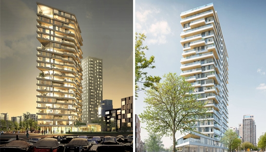 Amsterdam to build 21 storey wooden building, Arup provides consulting