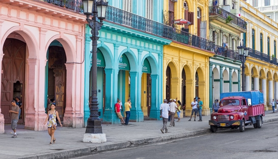 Opportunity to create brand awareness in Cuba as economy opens