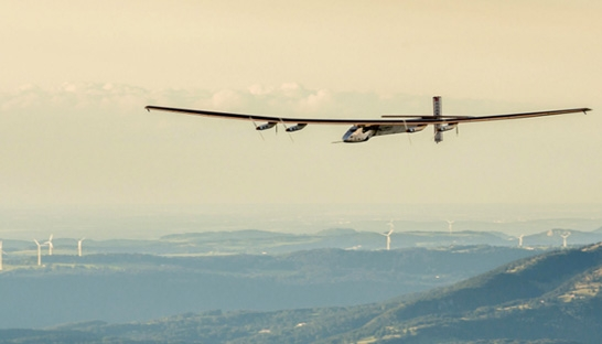 Solar Impulse completes world first solar flight around globe