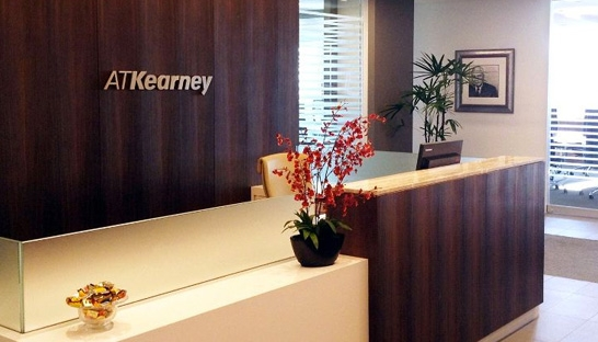 A.T. Kearney adds four new partners in Germany and Austria