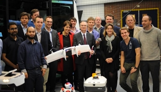 Accenture invests €500,000 in RoboValley, innovation hub for robotics