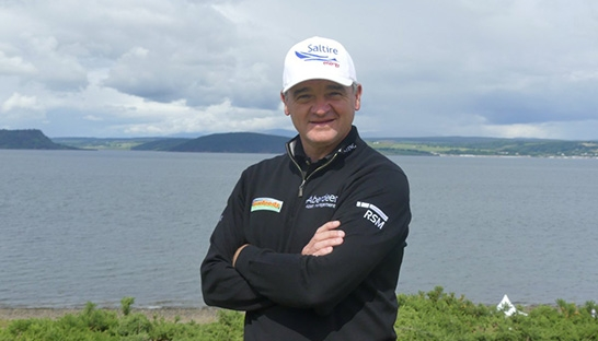 RSM sponsors Scottish professional golfer Paul Lawrie