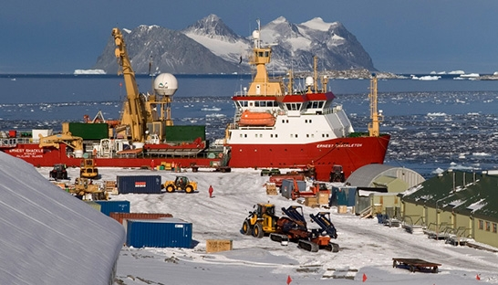 NERC commissions Ramboll to provide technical consultancy in Antarctica