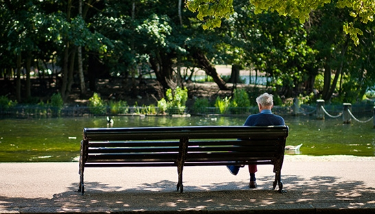Heat Vulnerability Index highlights risk areas for old people in London