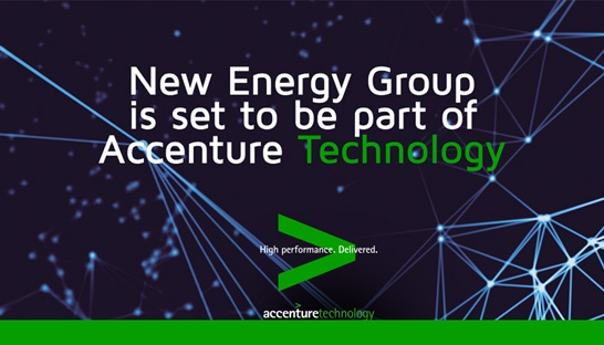 Accenture acquires New Energy Group, adds 450 professionals