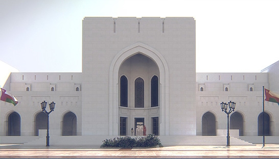 Oman's new National Museum hires Macro for facilities management