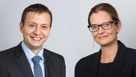 Jenny Richards and Mark Channon join BBS Consultants & Actuaries