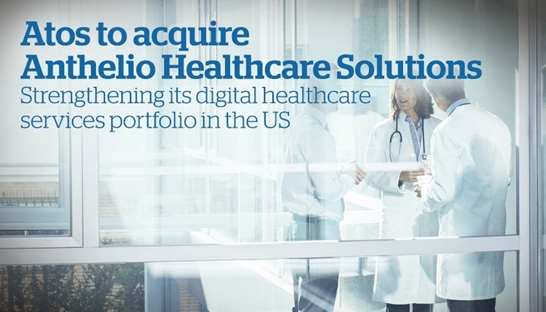 Atos acquires Anthelio Healthcare Solutions for $275 million