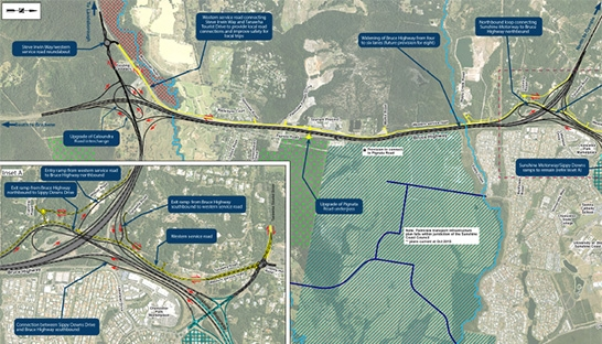 Arup to design and advise on upgrade of Australia's Bruce Highway