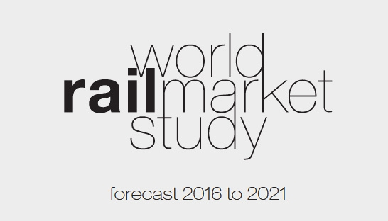 Global rail supply industry worth €159 billion, steady growth forecasted