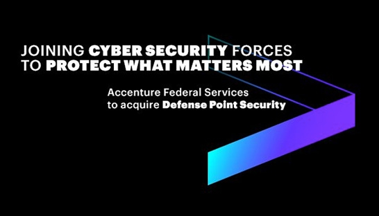 Accenture Acquires Defense Point Security Us Based Cyber