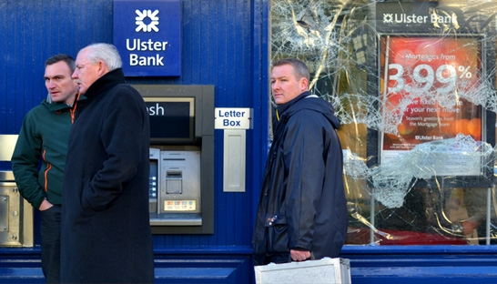 Ulster Bank asks McKinsey to support growth strategy development
