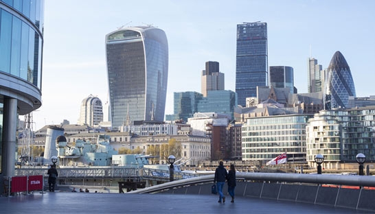 British bankers confident London will remain EU's financial centre