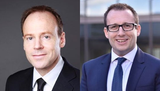 Deloitte appoints two new Partners: Robert Miller and Nigel Walsh