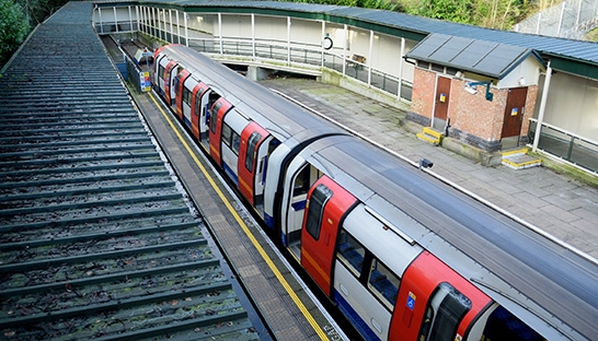 Mace and TfL support primary school in London with tube library