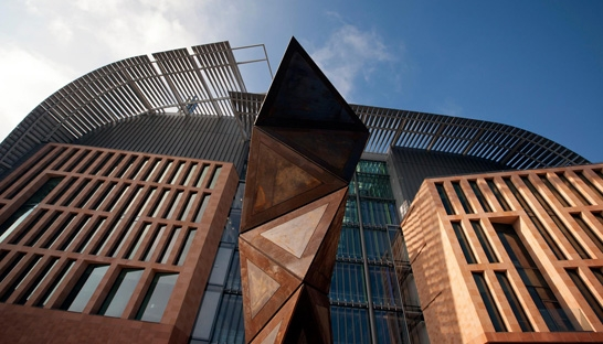 The Queen opens The Francis Crick Institute in London