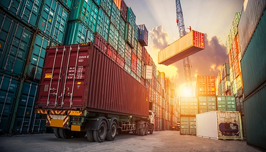 International transport and logistics market grows to €2.7 trillion