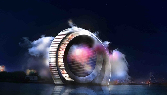 Arup supports development of Dutch Windwheel in Rotterdam