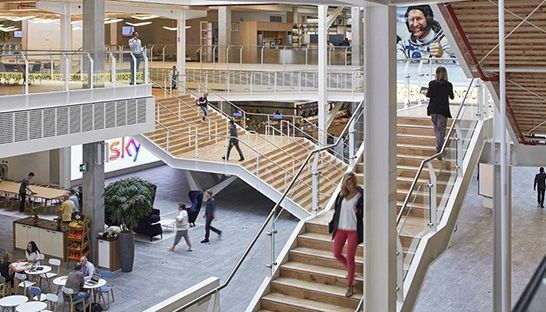 Mace supports Sky Central with design and sustainability development