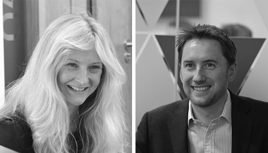 Two new partners for Baringa: Richard Jones and Katharine Williams