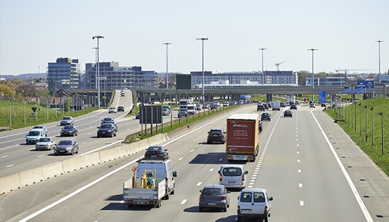 Arcadis, Deloitte and Sweco to support Brussels ring road redevelopment