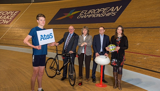New 2018 European Championships hires Atos for tech support