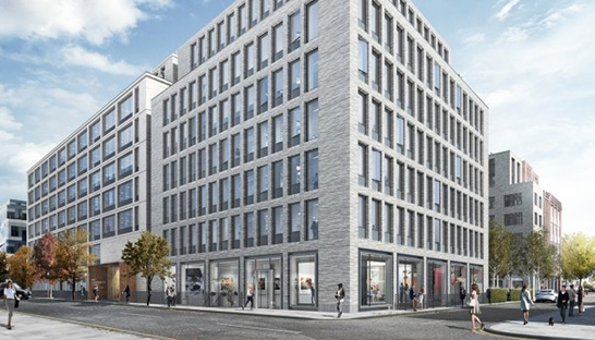 Arup to move its London headquarters to new development in Fitzrovia