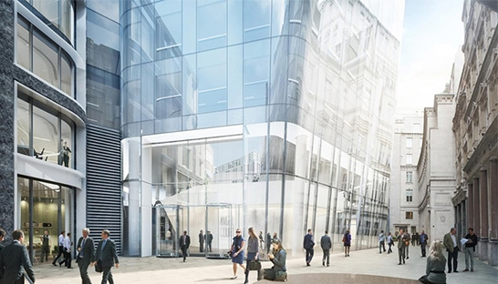 Mace and Como jointly deliver One Angel Court office space redevelopment