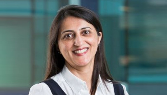 Arup promotes Gurjit Wood to role of Middle East Leader