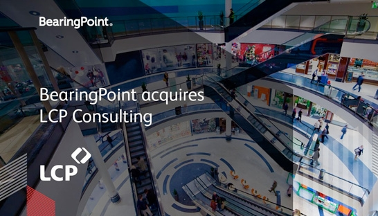 BearingPoint buys UK-based supply chain consultancy LCP Consulting