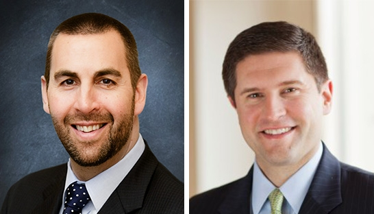 Raymond James adds Todd Cassidy and Protiviti adds Adam Hamm