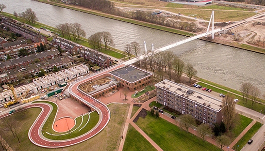 Arup supports development of The Dafne Schippers Bridge in Utrecht