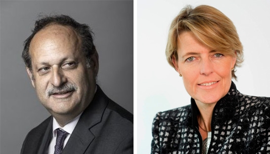 New roles for Capgemini executives Jean-Philippe Bol & Christine Hodgson