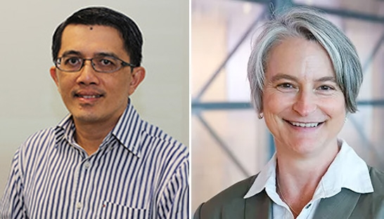 Tan Yoong Heng and Therese Flapper named office heads at Arup