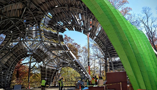 Arup supports development of Chrysalis amphitheater in Maryland