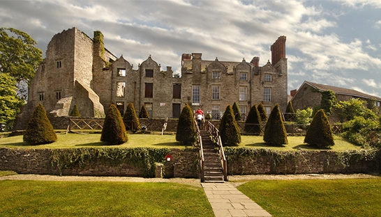 Mott MacDonald hired to support Hay Castle restoration