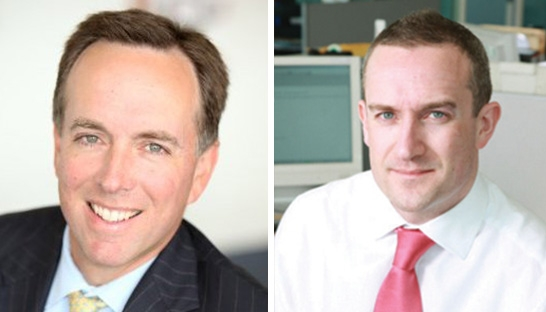CBRE hires Peter Victor and Andy Cunningham from Cushman & Wakefield