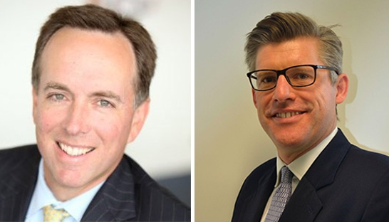 Tom Woolhouse and Peter Victor join CBRE in the UK