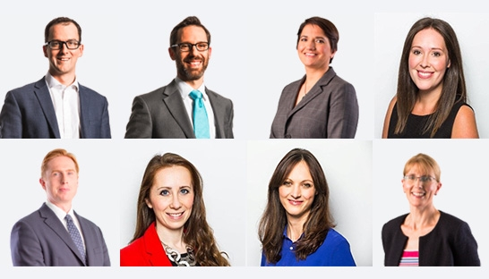 Hymans Robertson makes 8 partner appointments across the firm